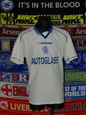 4/5 Chelsea adults XL 1998 rare away football shirt jersey trikot soccer