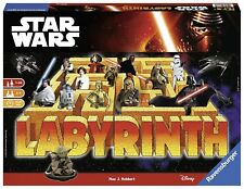 STAR WARS LABYRINTH RAVENSBURGER GAME
