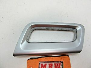 RIGHT FRONT INNER DOOR HANDLE BEZEL TRIM PANEL RING RF PASSENGER SIDE 08-10 VUE