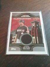 Victor Martinez SP All Star Relic 2004 Topps no asrvm Cleveland Indians