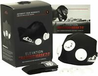 Elevation Training Mask 2.0 - All Sizes -Increase Lung Strength & Cardio Fitness