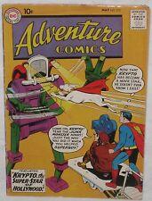 Silver Age ADVENTURE COMICS Superboy #272   VG+ 4.5