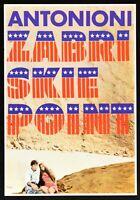 Plakat Zabriskie Point Michelangelo Antonioni Blow Up Kino Werbeplakat PP1