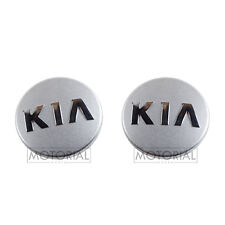 2009-2012 KIA SORENTO Genuine Wheel Center Cap 2pcs Set