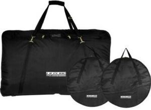Bike and Wheel Bag Flight Protection Luggage Travel Case Mountain & Road Bikes