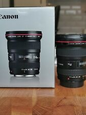 CANON EF 17-40mm L SERIES F/4.0 L USM LENS BRAND NEW IN BOX