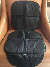 Summer Infant DuoMat Car Seat Protector - Black (GC)
