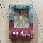 Vintage Angel Tree Topper Holiday Time VTG Angel Style Christmas Tree Topper New