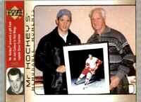 2003-04 Upper Deck MR. Hockey Gordie Howe #GH30