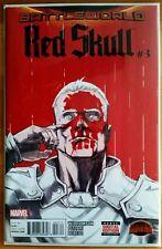 RED SKULL #3 Sercret Wars (2015 MARVEL Comics) NM Comic Book