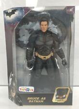 "NEW 2008 12"" The Dark Knight Bruce Batman No Mask Virant Toys R Us Exclusive"