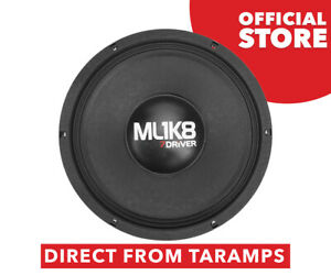 """7Driver 12"""" ML 1K8 6 Ohm Speaker 900W RMS by Taramps Direct From Taramps"""