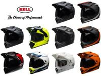 BELL MX-9 Adventure MIPS Helmet - Dual Sport Touring Off Road MX9 Adult