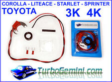 Toyota 3K 4K Electronic Ignition Conversion kit Corolla LiteAce Starlet Sprinter
