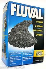Fluval Carbon 375g for aquarium filtration Fish Tank Water clarity Filter Media