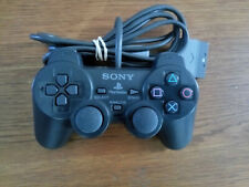 Original Sony Playstation 1 Black Controller SCPH-1200 - PS1