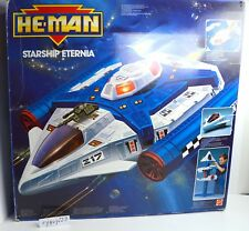 MOTU, Starship Eternia, He-Man New Adventures, NA, MIB, Mint in box, complete