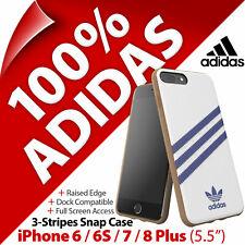 """adidas Originals 3-Stripes Case Cover for Apple iPhone 6/ 6S / 7 / 8 PLUS (5.5"""")"""