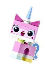 """[neu] LEGO Minifigur Unikitty""""Bizniz Kitty"""" mit Brille aus Set 70809 tlm 075"""