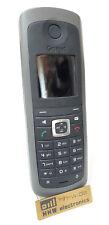 Siemens gigaset r410 r410h pro. terminal móvil e490 e495 +2x nuevas baterías top!!!