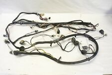 Original 1985 Chevrolet C4 Corvette Complete Tail Light Wiring Harness TPI 350