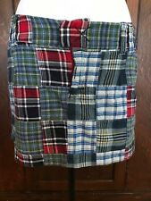 American Eagle Outfitters Size S Plaid Mini Skirt