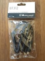 Midland Bt 312 Cable Adapter, Multicoloured Unisex One Size