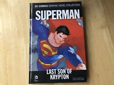 Superman, Last Son Of Krypton Dc Graphic Novel Collection! Look In The Shop!