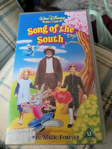 Song of the South - Walt Disney Classics - VHS Excellent Condition