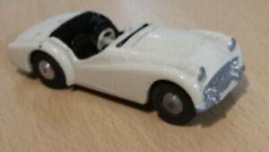 TRIUMPH TR 3 von SPOT-ON Made in GT. Britain by Triang