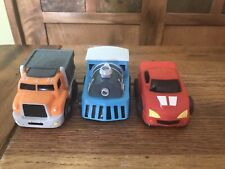 KID GALAXY Pull-Back Vehicle Set (3) - (F)