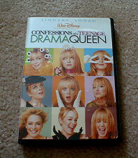 "Walt Disney Pictures - ""Confessions of a Teenage Drama Queen"" Movie  on DVD"