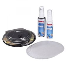 Hama CD/DVD Repair and Cleaning Kit With Repair Paste, Polishing Pad & Fluid