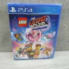 The LEGO Movie 2 PS4 2019 Video Game New & Sealed