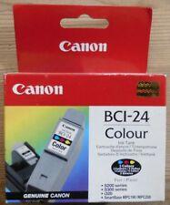 Original Canon bci-24 tinta Colour mCy s200 s300 i320 smartebase mpc190 mpc200