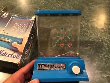 Vintage 1976 Tomy WONDERFUL WATERFUL Basketball & Tic Tac Toe Games  *FOR PARTS*