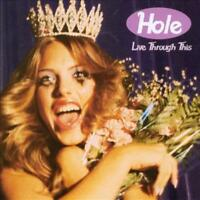 HOLE-HOLE:LIVE THROUGH THIS NEW VINYL