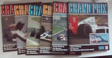 6x Grand Prix Formel 1 Ulrich Schwab / Achim Schlang 1984 - 1989 Motorbuch Verl.