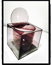 CINI & NILS PORTAGHIACCIO Vintage Plexiglas DESIGN OPI  MILANO