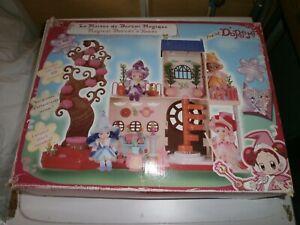 Maison de poupée DOREMI MAGIQUE