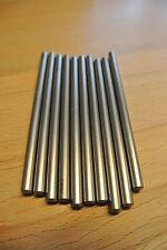 Titan Titanstäbe Rundstab Ø 5,5 mm, Länge 100 mm  V4 AL6 Grad 5  20 Stück