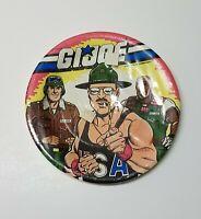 Slaughter 1988 Vintage V.3 Hat Accessory GI Joe HTF Sgt