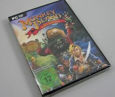 Monkey Island 1 & 2-Special Edition Collection (PC, 2014, DVD-box)