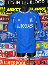 5/5 Chelsea adults XXL 1999 rare mint football shirt jersey trikot soccer