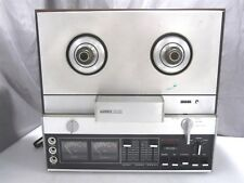 Vintage Ampex AX-50 Reel-To-Reel Tape Recorder / Player