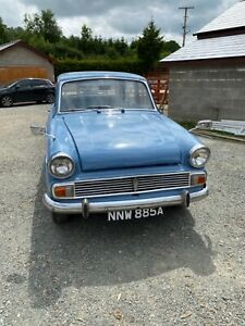 Hill man minx 1963 Automatic - spares or repairs