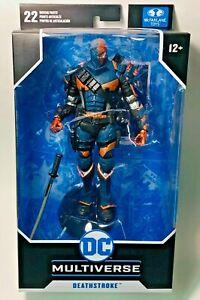 McFarlane DC Gaming Batman Arkham Origins Deathstroke 7in Figure