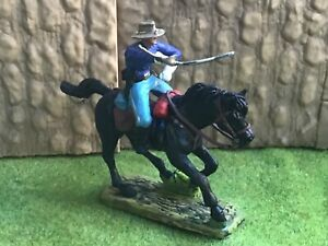 Union Cavalrymen American Civil War, Native Indian Wars. TSSD 60 mm plastic