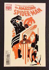 AMAZING SPIDER-MAN #683 Comic Book 1:25 Michael Del Mundo VARIANT Marvel NM 2012