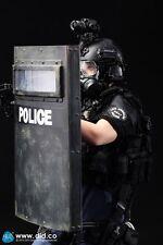 DRAGON IN DREAMS DID 1/6 MODERN US DENVER LAPD SWAT 2  LOS ANGELES POLICE MA1006